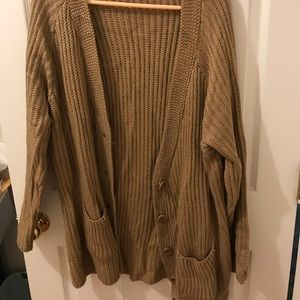 Urban outfitter thick sweater